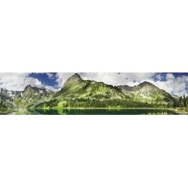 Панно из листовых панелей ПВХ Регул Горное озеро