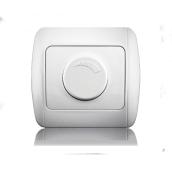 Диммер світлорегулятор регулятор потужності ERSTE CLASSIC 9201-71 білий