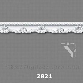Профиль потолочный багет Добра Справа 2821