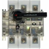Вимикач-роз'єднувач ВН в корпусі ElectrO 3 полюса 160А 15kA 380B (VN160)