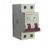 Автоматичний вимикач ElectroHouse 2 полюси 50А (EH-2.50)