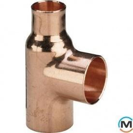 Тройник 10 медь 104092 Viega GmbH 95130