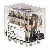 Реле проміжне ElectrO РП контактна група 4Z 10А 12В АС (RP4Z12AC)