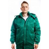 Куртка 3003 Технік зелена 64-66/5-6 (04010)