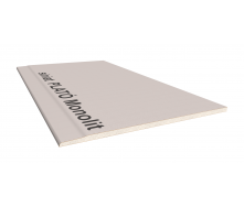 Гипсокартон SINIAT PLATO Monolit KPOS 1200х2500х15 мм