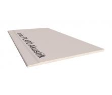 Гипсокартон SINIAT PLATO Akustik KPOS 1200х2000х12,5 мм