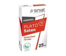 Финишная шпаклевка SINIAT PLATO Saten гипсовая 25 кг белый