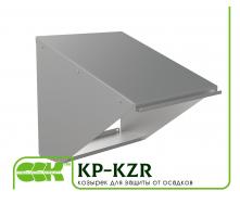 Козырек для защиты вентилятора от осадков KP-KZR-50-50