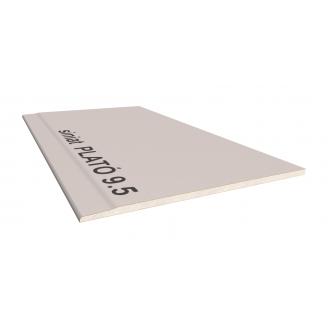 Гипсокартон SINIAT PLATO KPOS 1200х3000х9,5 мм