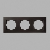 Рамка Gunsan Eqona 3-я чорна (1401400000143)