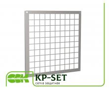 Сетка защитная для канальной вентиляции KP-SET-40-40