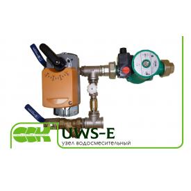 Смесительный узел системы вентиляции UWS 1-3E