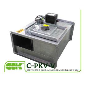 Вентилятор C-PKV-V-50-25-4-380 канальный прямоугольный взрывобезопасный