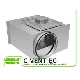 Канальный вентилятор с EC-двигателем C-VENT-EC-250-2-220