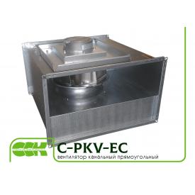 Канальный вентилятор C-PKV-EC-70-40-2-220 с ЕС-двигателем