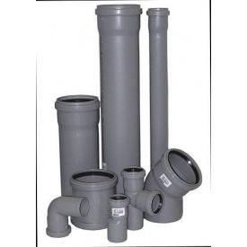 Труби ППР для каналізація