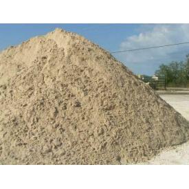 Пісок яружний навалом