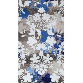 Художественное панно из стеклянной мозаики D-CORE 1500х2700 мм (si01)