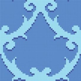 Мозаичный патерн D-CORE 589х589 мм (dec04-01)