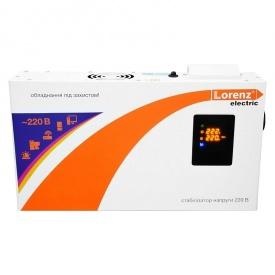 Стабилизатор напряжения Lorenz Electric ЛС-8000Т