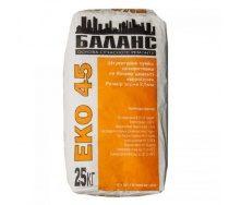 Штукатурка декор ЕКО-45 короїд зерно 2,5 мм біла 25 кг