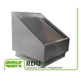 Квадратний даховий елемент вентиляції RDU-400