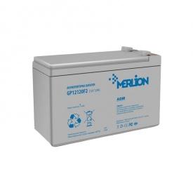 Акумуляторна батарея Merlion GP12120F2 12V 12Ah (6011)