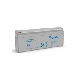 Акумуляторна батарея Merlion GP1223F1 12V 2.3 Ah (6006)