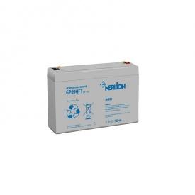 Аккумуляторная батарея Merlion GP690F1 6V 9Ah (6002)