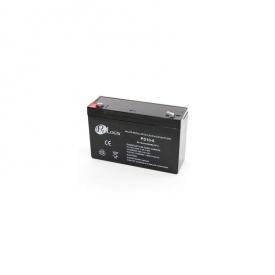 Акумуляторна батарея ProLogix 6V 12AH (PS12-6) AGM