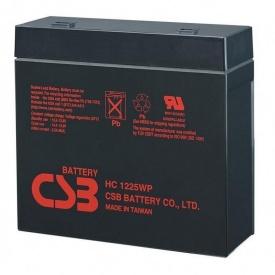 Акумуляторна батарея CSB HC1225W