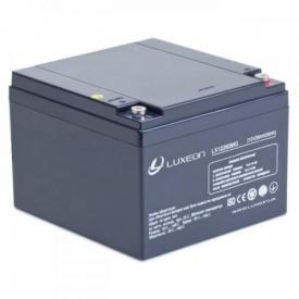 Акумуляторна батарея LUXEON LX 12260MG