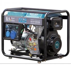 Дизельный генератор Konner&Sohnen KS 8100HDE