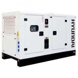Генератор дизельный HYUNDAI DHY45KSEm+ATS