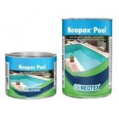 Эпоксидная краска с УФ-фильтрами Neotex Neopox Pool A+B 5 кг для плавательных бассейнов