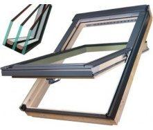 Двохкамерне мансардне вікно Fakro FTS-V U4 78x118 см