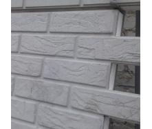 Термопанель Полифасад ПСБ-С-35-100 белый цемент 19-20 кг/м3 500х250 мм