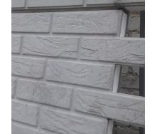 Термопанель Полифасад ПСБ-С-35-100 белый цемент 15-17 кг/м3 500х500 мм