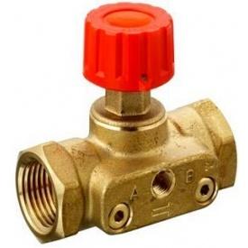 Запорный ручной клапан Danfoss ASV-M 15 Kvs 1.6