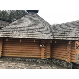 Демонтаж старовиних дерев'яних хат