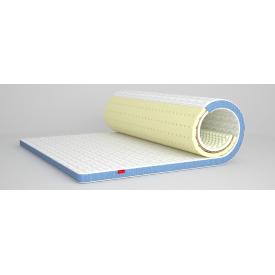Тонкий матрац Breeze Matroluxe Flip 6 см рулонний