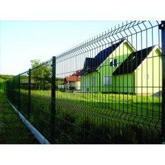 Секции заборные, ворота, калитки
