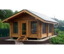 Строительство деревянной беседки 4х4 м