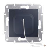 Кнопка Schneider Electric Sedna SDN1200170 со шнурком 71х71х42 мм графит