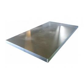 Гладкий лист 0,4х1250 мм цинк
