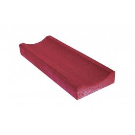 Водосток 280х160х60 мм красный