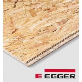 Покрівельна ОСБ плита Egger Roofing Board 2800х600х12 мм