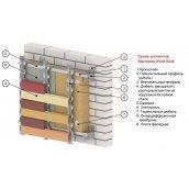Вентилируемая фасадная система Marmoroc HostRock
