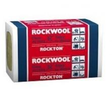 Утеплитель Rockwool Rockton 100x1000x610 мм 3,66 м2/уп