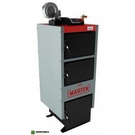 Котел твердопаливний Marten Comfort MC 12